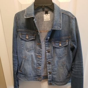 Women's Jcrew Jean Jacket